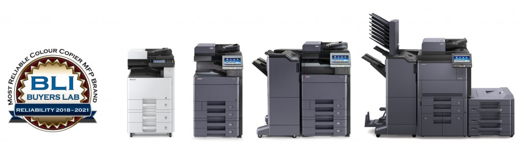 KYOCERA BLI Most Reliable line-up