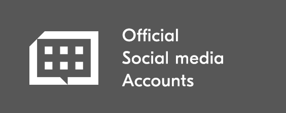Official Social media Accounts